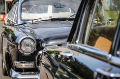 Volga car Stock Photography
