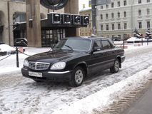 Volga car Royalty Free Stock Images