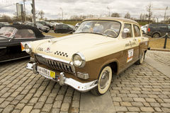 Volga GAS Royalty Free Stock Photo