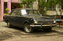 Volga GAZ-24 Stock Photos