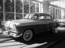Volga Gaz-21R Stock Photo