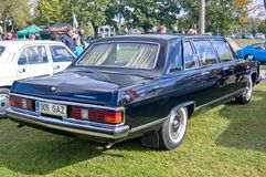 Volga GAZ 14 royalty free stock photography