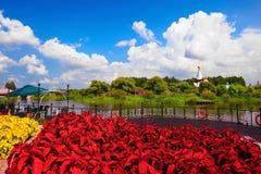 Volga rezydencja ziemska Fotografia Stock