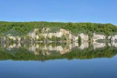 Volga River Royaltyfri Foto