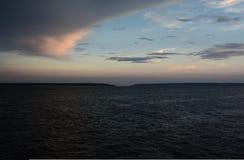 Volga River Fotografering för Bildbyråer