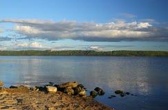 The Volga River Stock Photography