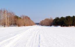 Volga, Russie images libres de droits
