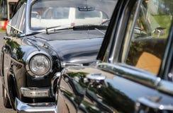 Volga samochód Fotografia Stock