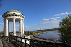 Volga, Yaroslavl Stock Images