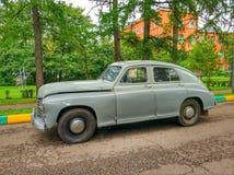 Volga zwycięstwo Fotografia Royalty Free