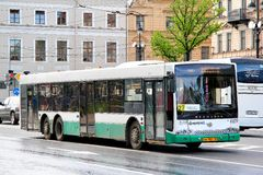 Volgabus CityRhythm Stock Foto's