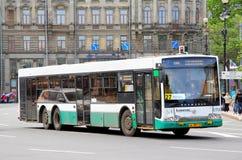 Volgabus CityRhythm Stock Afbeelding