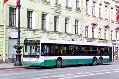 Volgabus CityRhythm Stock Afbeeldingen