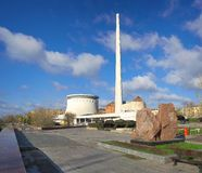 volgograd stock fotografie