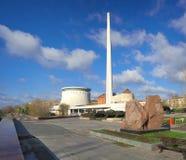 Volgograd stock photography