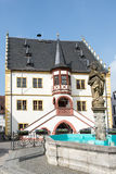 Volkach Town Hall Stock Image