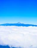 Volkano Teide Imagenes de archivo