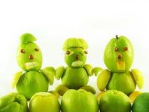 Volkeren van vruchten van kweeperen royalty-vrije stock afbeeldingen