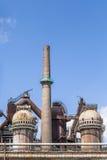 Volklingen Ironworks in Saar Royalty Free Stock Photo