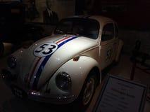 Vintage. Volks wagen Arm car royalty free stock image