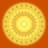 Volks zon Stock Afbeelding