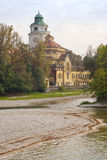 Volksbad Royalty Free Stock Photos
