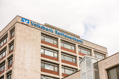 Volksbank Raiffeisenbank Stock Photography
