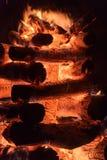 Volksfestivalfeuer von Johannes Lizenzfreies Stockbild