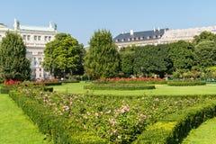 Volksgarten (People's Garden) In Vienna Stock Photography