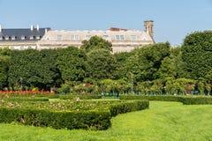 Volksgarten (People's Garden) In Vienna Royalty Free Stock Photography