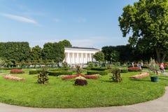 Volksgarten (People's Garden) In Vienna Royalty Free Stock Photo