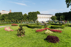 Volksgarten (People's Garden) In Vienna Stock Photos