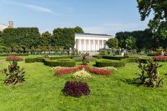 Volksgarten (People's Garden) In Vienna Royalty Free Stock Photos