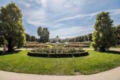 Volksgarten, Vienna, Austria Royalty Free Stock Image