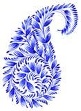 Volksornament Royalty-vrije Stock Afbeelding