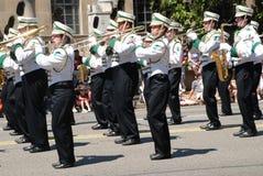 Volkstrauertag-Parade des Staatsangehörig-2008. Stockbilder