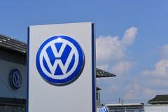 Volkswagen Στοκ φωτογραφία με δικαίωμα ελεύθερης χρήσης