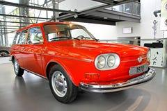 Volkswagen 412 Arkivbild