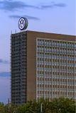Volkswagen AG Royalty-vrije Stock Afbeelding