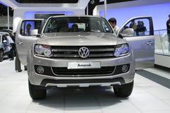 Volkswagen Amarok Imagens de Stock Royalty Free