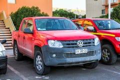 Volkswagen Amarok Royalty Free Stock Images