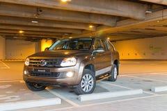 Volkswagen Amarok 2014 Stock Photos