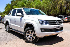 Volkswagen Amarok Stock Photography