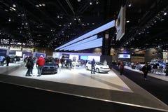 Volkswagen-Ausstellung Lizenzfreie Stockbilder