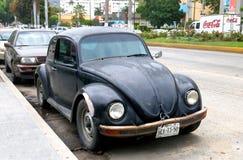 Volkswagen Beetle Стоковые Изображения RF
