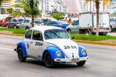 Volkswagen Beetle Stockfotos