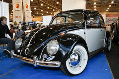 Volkswagen Beetle 1956 Royalty Free Stock Photo