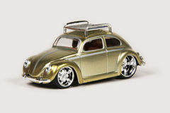 Volkswagen Beetle 1959 Custom Royalty Free Stock Images