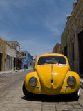 Volkswagen beetle Stock Photo