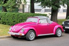 Volkswagen Beetle Stock Afbeelding